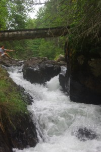 Hike to the Red Squirrel Falls